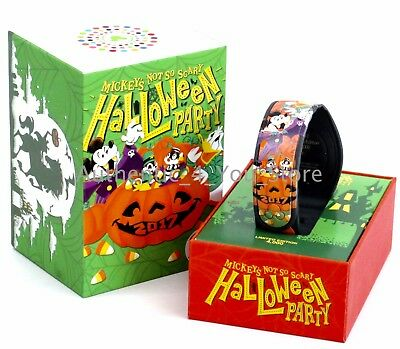 Disney 2017 MNSSHP Mickey's Not So Scary Halloween Party Magic Band - MagicBand](Disney Halloween 2017)