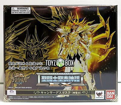"Usado, Saint Seiya Myth God Cloth EX ""Cancer Deathmask"" Soul of Gold Action Figure segunda mano  Embacar hacia Mexico"