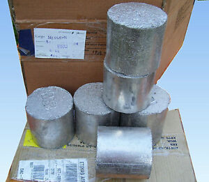 2,8 Kg Magnesiumbarren Mg Magnesium Barren Block Magnesiumpulver Magnesiumspäne