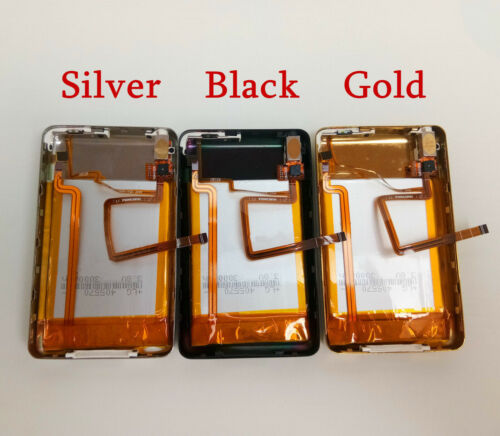 3000mA Battery+Back Cover Upgrade kits iPod Video 30GB Classic 160GB - 3 Colors