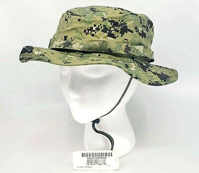 OLIVE DRAB GREEN BOONIE HAT 100/% COTTON WITH DOUBLE LAYER BRIM AND SIDE VENTS