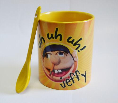 Jeffy SML Super Mario Logan Mug