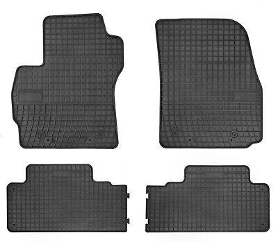 Fußmatten Kettelung dunkelrot Mazda 5 CW 2010-2015 Automatten Autoteppiche