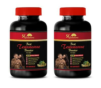 workout supplement - BEST TESTOSTERONE BOOSTER 518mg - eurycoma longifolia