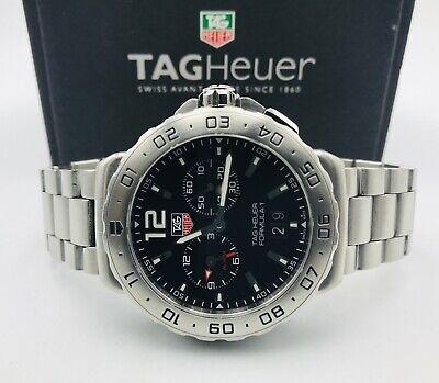 Tag Heuer F1-Alarm Mens 42mm Watch - WAU111A