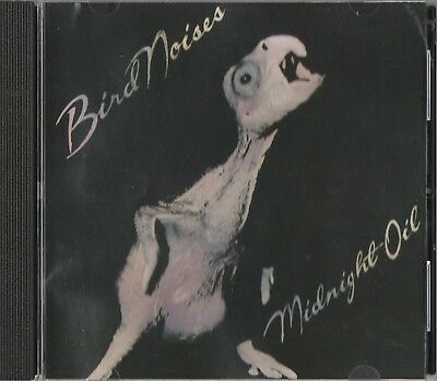 Midnight Oil - Bird Noises **Rare 1980 Australian Disctronics CD EP**VGC