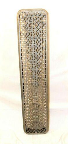 """Antique Cast Iron Radiator Cover Decorative Top 41"""""""