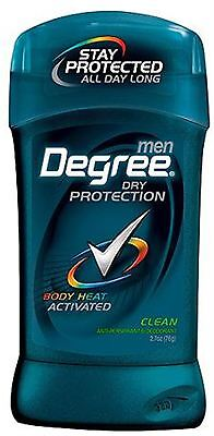 Degree Dry Protection Clean Stick Anti Perspirant   Deodorant 2 70 Oz