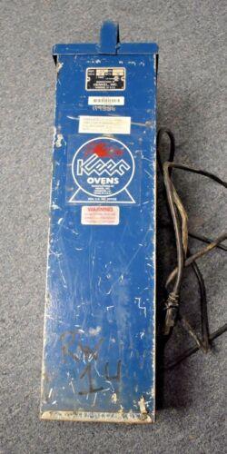 HENKEL K-15 Welding Rod Oven  (B)