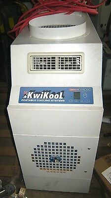 KwiKool Portable Cooling System Model SAC 1811, 17,000 BTU, 115VAC 1 PH