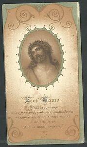 Estampa-antigua-del-Ecce-Homo-andachtsbild-santino-holy-card-santini
