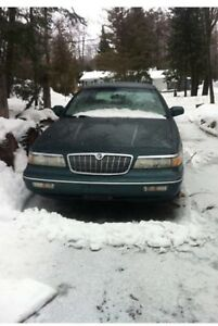 1995 Grand Marquis (drivable, good condition)