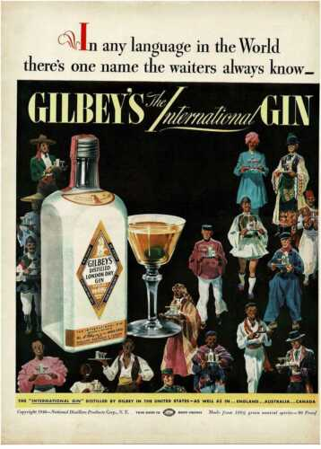 1940 GILBEY