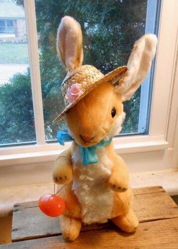 Vintage Amber Easter Bunny Rabbit - Japan 1950