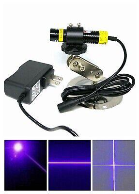 Dot Line Cross Violet Blue Laser Light Adjusted 405nm 100mw Laser Locator Module