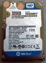 """320GB 2.5"""" hard drive Narre Warren South Casey Area Preview"""