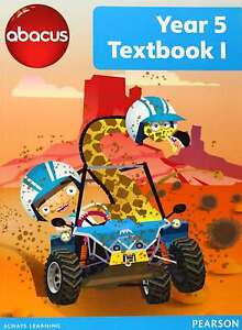 Abacus Year 5 Textbook 1 (Abacus 2013), Merttens, Ruth, New condition, Book
