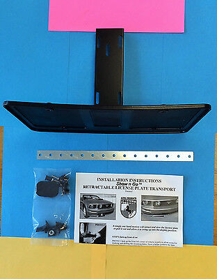 Retractable License Plate fits Hyundai  Hide-Away  Show-N-Go Altec Products