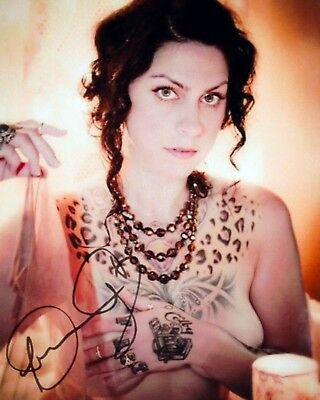 Danielle Colby-Cushman American Pickers Signed 8x10 Autographed Photo Reprint