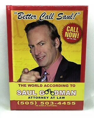 Better Call Saul: The World According to Saul Goodman - Author: Stubbs,