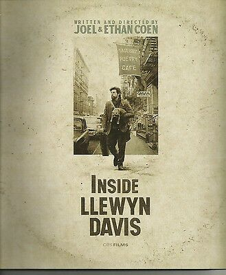 INSIDE LLEWYN DAVIS Oscar Isaac John Goodman Justin Timberlake F. Murray Abraham