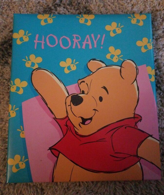 Hallmark Disney Winnie the Pooh Photo Album New with Inserts