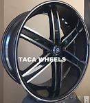 TACA WHEELS