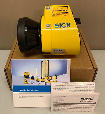 2020 New Sick Optic S30b-2011da Safety Laser Scanner