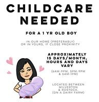 Childcare (Nanny) needed