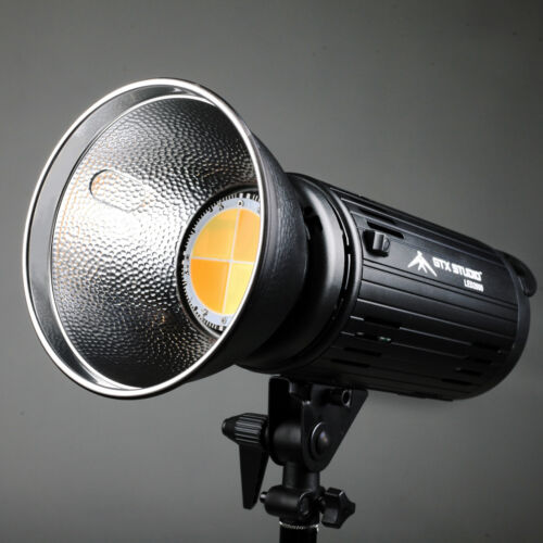 LED 200W Light Unit Daylight LED CHIP Built in Dimmer BiColor Photo Video Studio