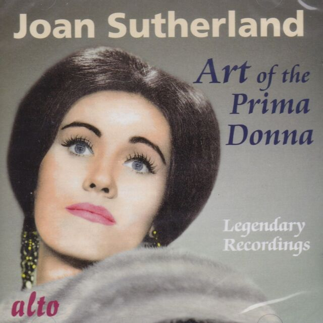 [NEW] CD: JOAN SUTHERLAND: ART OF THE PRIMA DONNA
