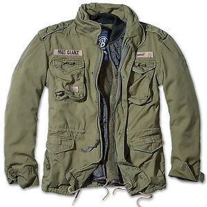 BRANDIT-M65-GIANT-MENS-MILITARY-PARKA-US-ARMY-JACKET-WINTER-ZIP-OUT-LINER-OLIVE
