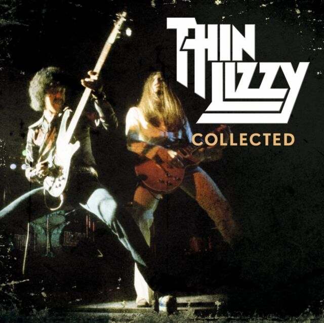 Thin Lizzy - Collected, 3CD Best Of Neu