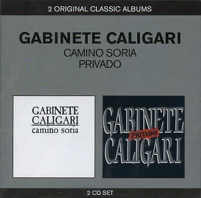 Gabinete Caligari ‎– Camino Soria / Privado ( 2 CD - Album...