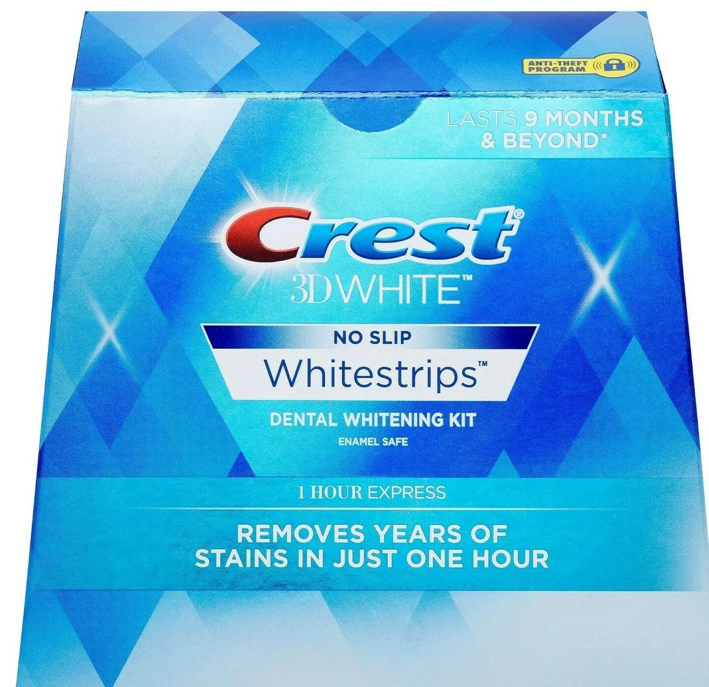 How to use whitestrips