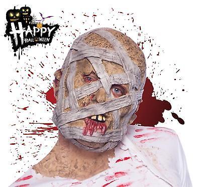 Halloween Horror Maske für Herren und Damen aus Latex