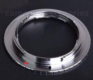Praktica PB lens to Canon EOS EF EF-S camera mount convertor adapter ring P B