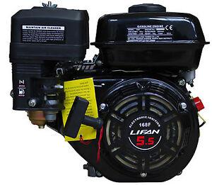 LFE168F LIFAN 5.5HP 3/4