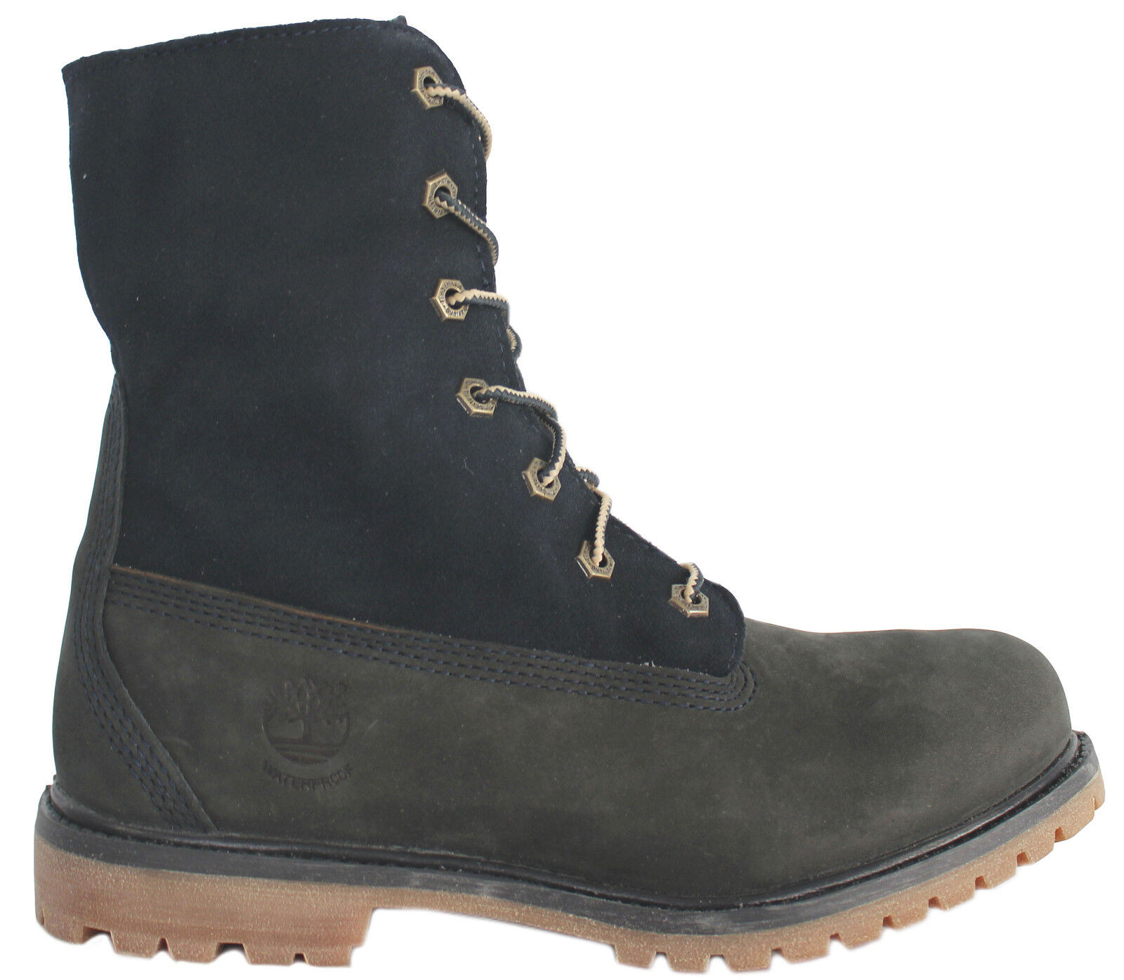 Amazing Timberland Authentic Teddy Fleece Womens Fold Down Boots 8328R  TOWER