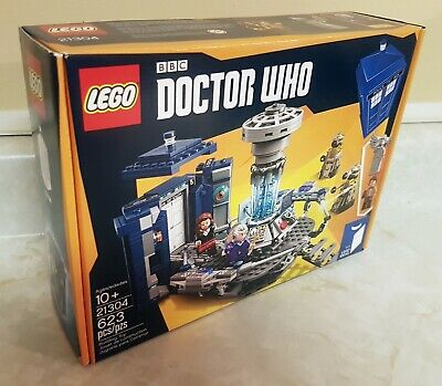 LEGO 21304 Doctor Who (used, complete w/ box, pieces, minifigs and instructions)