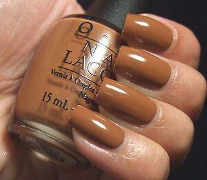 Opi San Francisco A Piers To Be Tan Chocolate Brown Nail Polish Lacquer F53 Fall Ebay