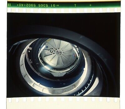 Interstellar 70mm IMAX Film Cell - No Time For Caution (2595)