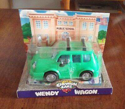 The Chevron Cars Wendy Wagon-NIB