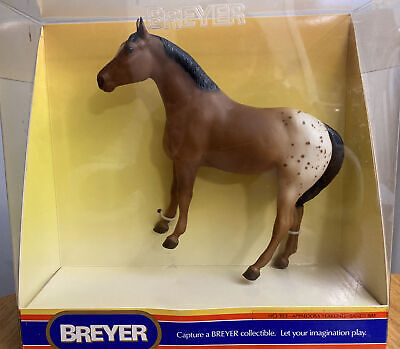 VINTAGE BREYER APPALOOSA YEARLING - SANDY BAY # 103 NEVER REMOVED FROM BOX