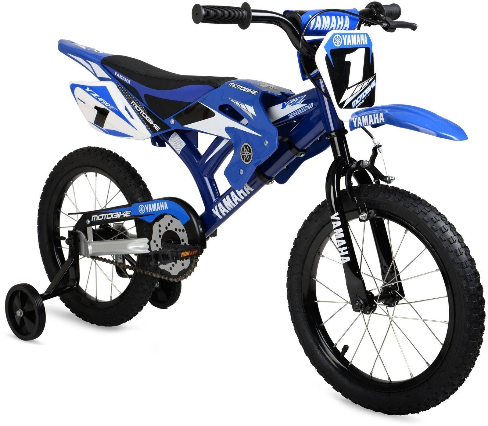 Details about Kids Motocross Bike 16