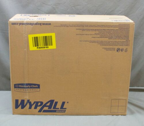 Kimberly-Clark 34790 WypAll X60 - Case Of 10 Boxes   (FA2)