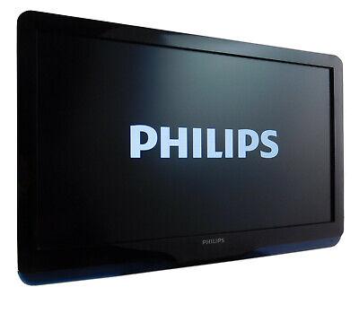 PHILIPS 55,9 cm. 22 Zoll Digital LED LCD HD TV mit DVB-T/C HDMI USB CI 22HFL4373