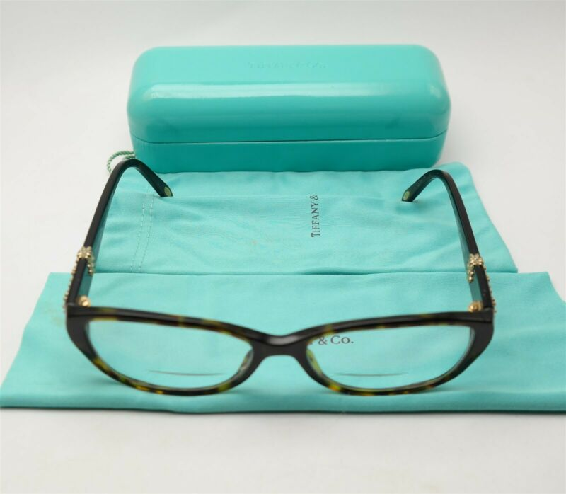 Tiffany & Company Glasses / Sunglasses Frames Only Italy Made Nice