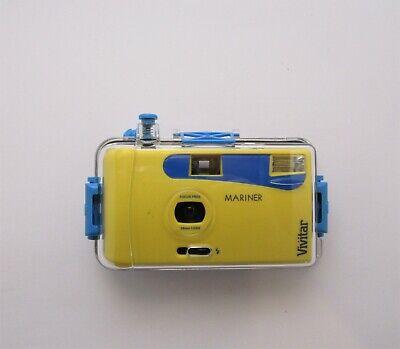 VIVITAR MARINER Fotocamera Subacquea Analogica Compatta Vintage Lens 28mm