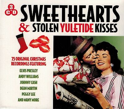 hearts & Stolen Yuletide Kisses - 75 Christmas Recordings (Weihnachten Kisses)